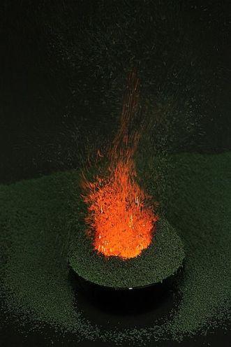 Volcán de dicromato 2